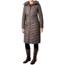 Marc New York by Andrew Marc Karen Down Coat (For Women) in Anthracite - Closeouts