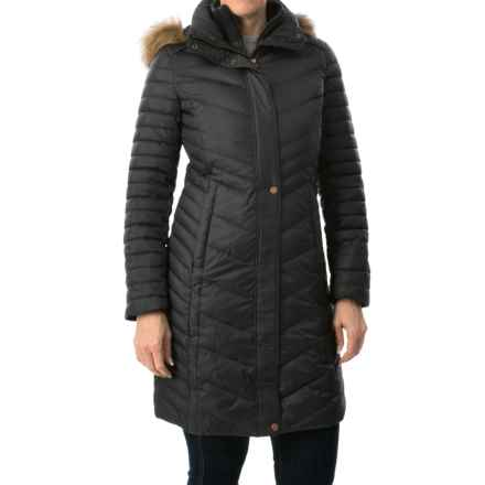 Marc New York by Andrew Marc Karla Down Coat (For Women) in Black - Closeouts