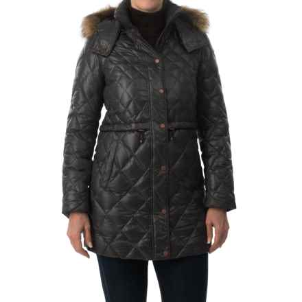 Marc New York by Andrew Marc Kava Down Parka - Quilted (For Women) in Black - Closeouts
