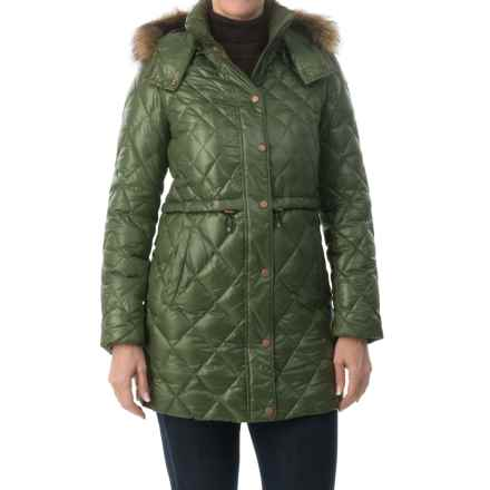 Marc New York by Andrew Marc Kava Down Parka - Quilted (For Women) in Olive - Closeouts