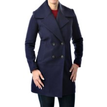 Marc New York by Andrew Marc Natalie Coat - Insulated (For Women) in Denim - Closeouts