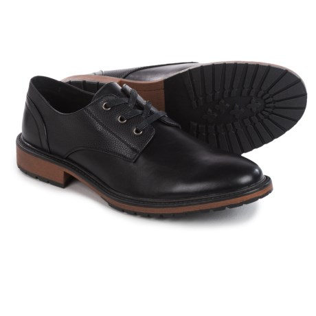 Marc New York by Andrew Marc Pike Oxford Shoes (For Men) in Black/Cymbal