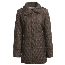 Marc New York by Andrew Marc Quincy Jacket - Insulated (For Women) in Espresso - Closeouts