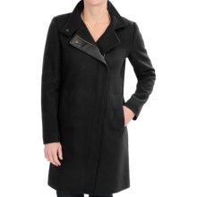 Marc New York by Andrew Marc Taylor Downtown Jacket (For Women) in Black - Closeouts