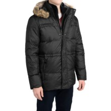 Marc New York by Andrew Marc Tundra Down Parka (For Men) in Black - Closeouts