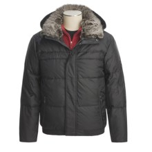 Marc New York by Andrew Marc Union Bomber Jacket - Down Insulation (For Men) in Black - Closeouts