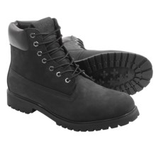 Marc New York by Andrew Marc Upshaw Boots - Nubuck (For Men) in Black - Closeouts