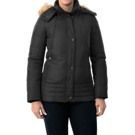 5befd2fe05 Marc New York by Andrew Marc Utility Down Jacket (For Women) in Black -