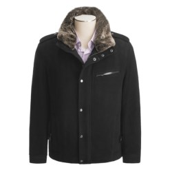 Marc New York by Andrew Marc Warner Jacket - Plush Wool (For Men) in Black