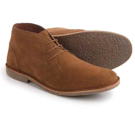Marc New York byAndrew Marc Walden Chukka Boots - Leather (For Men) in Elm Suede - Closeouts