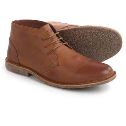 Marc New York byAndrew Marc Walden Chukka Boots - Leather (For Men) in Tan - Closeouts