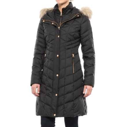 Marc New York Meadow Down Coat (For Women) in Black - Closeouts