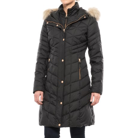 Marc New York Meadow Down Coat (For Women) in Black