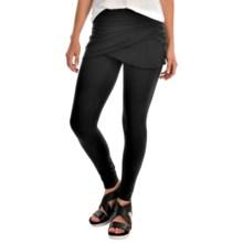 Marc New York Performance Skirted Leggings (For Women) in Black - Overstock