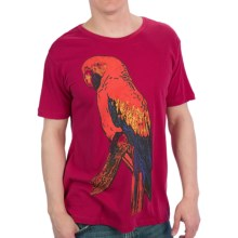 Margaritaville Graphic T-Shirt - Short Sleeve (For Men) in Beach Patrol Red - Closeouts