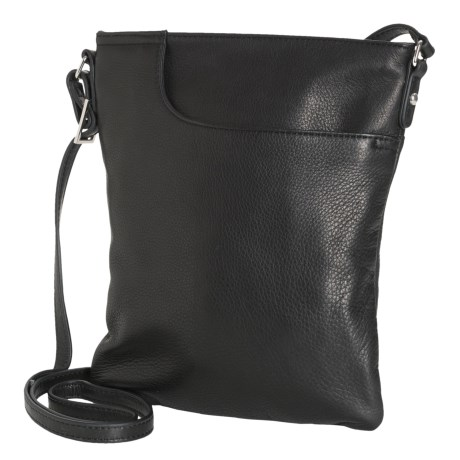 Margot Leather Crossbody Purse (For Women)