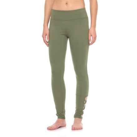 Marika Balance Collection Lexi Leggings (For Women) in Lichen Green - Closeouts