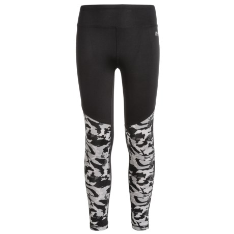 Marika Camo Leggings (For Little and Big Girls) in Black