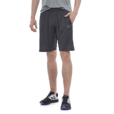 Marika Johnny Shorts (For Men) in Charcoal Space - Closeouts