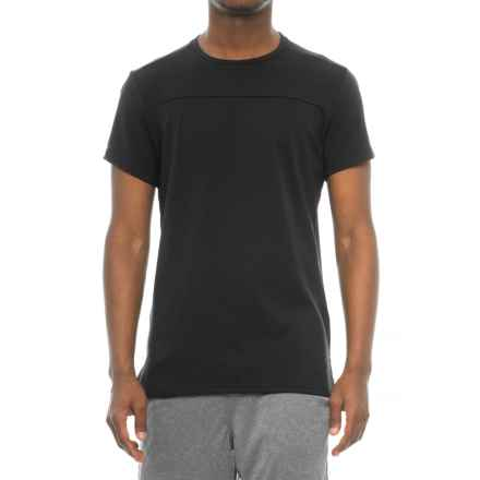 Marika Larkin T-Shirt - Short Sleeve (For Men) in 001 Black - Closeouts