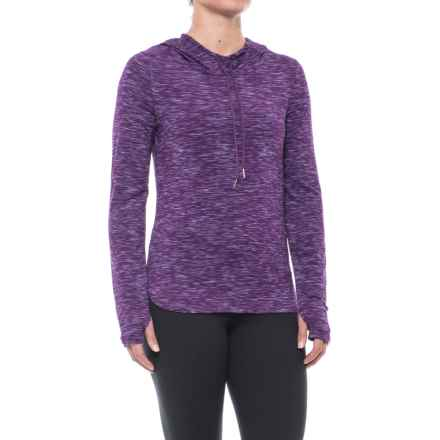 Marika Legend Hoodie (For Women) in Deep Purple - Closeouts