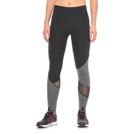 Marika The Legging Active Ankle Pants (For Women) in Black Heather Black - Closeouts