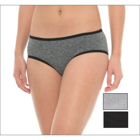 Marilyn Monroe Stretch Nylon Panties - 3-Pack, Briefs (For Women)