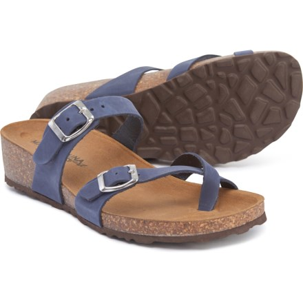3d3dd09c30b Marina Luna Comfort Made in Italy Toe Thong Sandals - Leather (For Women) in