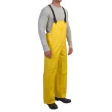 Mariner Rain Bib Overalls - Waterproof (For Men) in Yellow - Closeouts