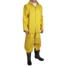 Mariner Rain Suit - Waterproof (For Men) in Yellow - Closeouts