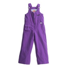 Marker All Day Bib Pants - Insulated (For Toddlers) in Purple - Closeouts