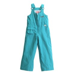 Marker All Day Bib Pants - Insulated (For Toddlers) in Sky