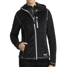 Marker Anne Hoodie Sweatshirt (For Women) in Black - Closeouts