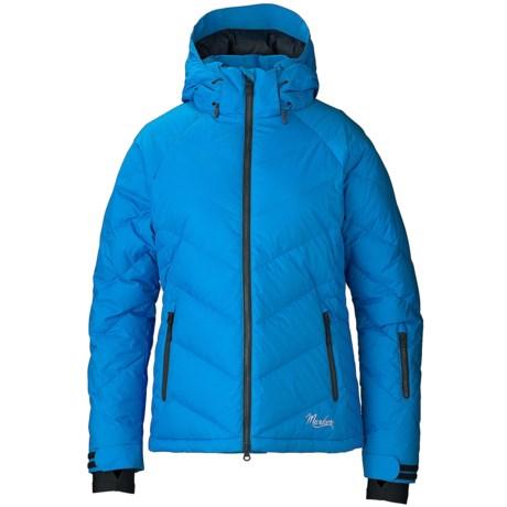 Marker Antoinette Down Jacket - 600 Fill Power (For Women) in Arctic