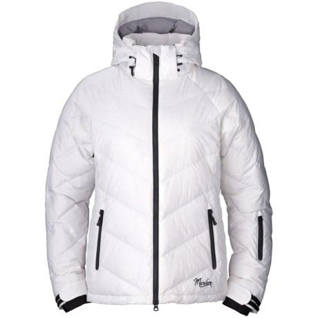 Marker Antoinette Down Jacket - 600 Fill Power (For Women) in White