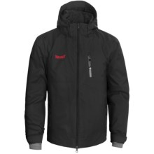Marker Ascent Shell Jacket - Waterproof (For Men) in Black - Closeouts