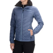 Marker Attitash Jacket - Insulated (For Women) in Blue Indigo - Closeouts