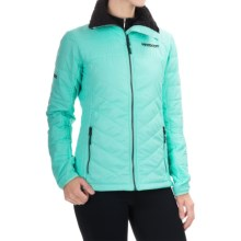 Marker Attitash Jacket - Insulated (For Women) in Ice Blue - Closeouts