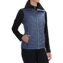 Marker Attitash Pertex® Microlight Vest - Insulated (For Women) in Blue Indigo - Closeouts