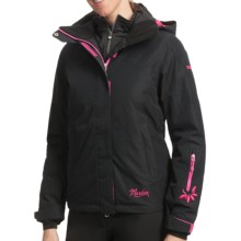 Marker Aurora Gore-Tex® Jacket - Waterproof, Insulated (For Women) in Black - Closeouts
