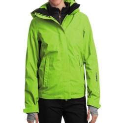 Marker Aurora Gore-Tex® Shell Jacket - Waterproof (For Women) in Violet