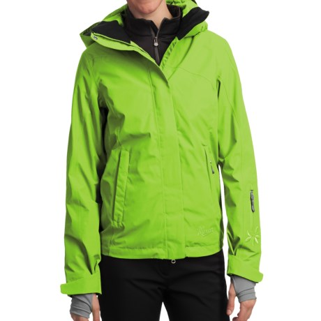 Marker Aurora Gore-Tex® Shell Jacket - Waterproof (For Women) in Azalea