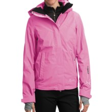 Marker Aurora Gore-Tex® Shell Jacket - Waterproof (For Women) in Azalea - Closeouts