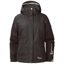 Marker Aurora Gore-Tex® Shell Jacket - Waterproof (For Women) in Black/White - Closeouts