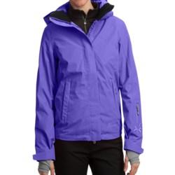 Marker Aurora Gore-Tex® Shell Jacket - Waterproof (For Women) in Apple