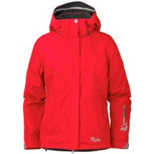 Marker Aurora Gore-Tex® Shell Jacket - Waterproof (For Women) in Red - Closeouts