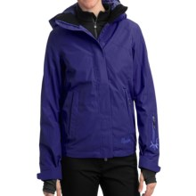 Marker Aurora Gore-Tex® Shell Jacket - Waterproof (For Women) in Violet - Closeouts