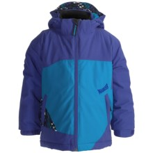 Marker B. Crown Jacket - Insulated (For Little Boys) in Marine/Cadet - Closeouts