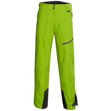 Marker Battalion Shell Pants (For Men) in Bright Green