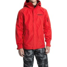 Marker Beeline Gore-Tex® Shell Jacket - Waterproof (For Men) in Red - Closeouts